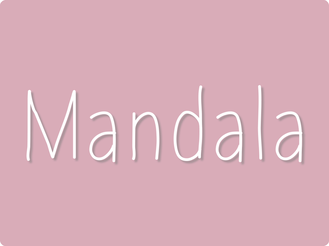 mandala © Cinzia Carminati - infinitifluo.com
