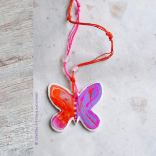 Collane Illustrazioni decorazioni © Cinzia Carminati - infinitifluo.com
