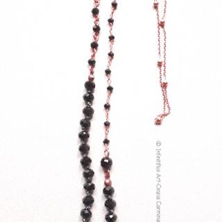 Collane lunghe © Cinzia Carminati - infinitifluo.com
