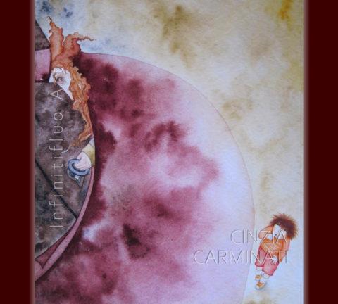 Mago e bambino-Illustrazioni © Cinzia Carminati - infinitifluo.com
